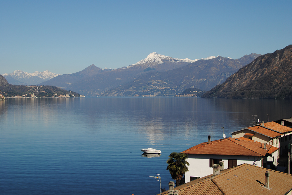 The View on Lake Como from B&B